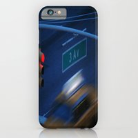 iPhone & iPod Case featuring 3rd Ave by Joëlle Tahindro