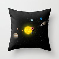 You Have Arrived At Your… Throw Pillow