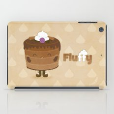 Fluffy Chocolate Mousse Cake iPad Case