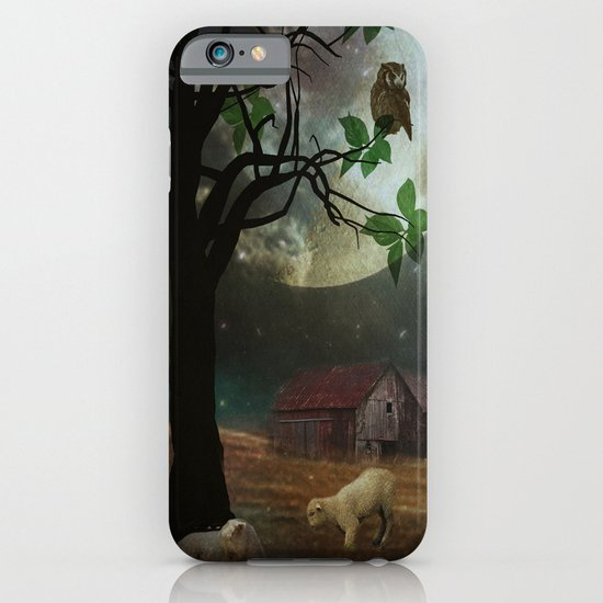By the Moon Light iPhone & iPod Case
