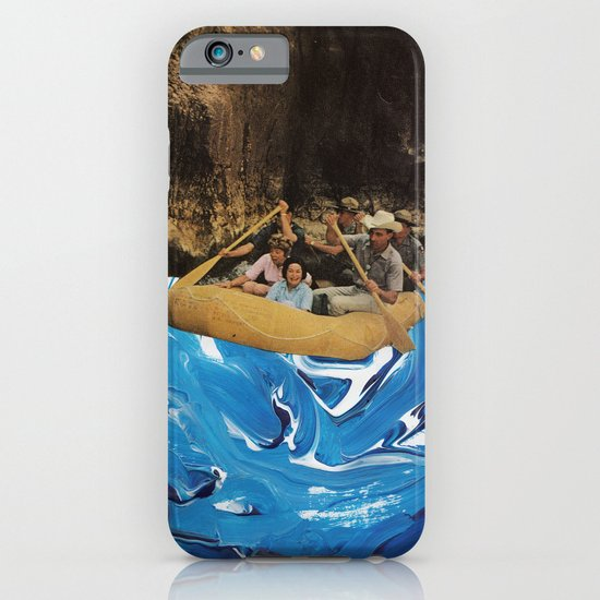 gently down the stream iPhone & iPod Case
