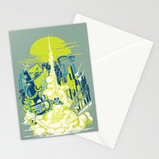 Smash! Zap!! Zooom!! - Annoying Kidd Stationery Cards