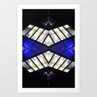 ECP 0215 (Symmetry Series) Art Print