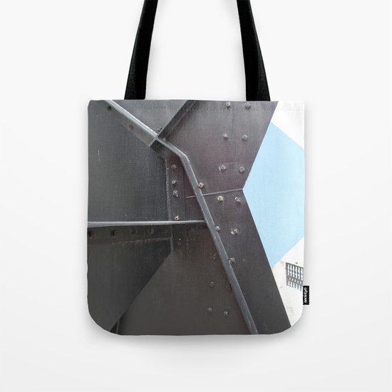 Peggy Guggenheim court yard Tote Bag