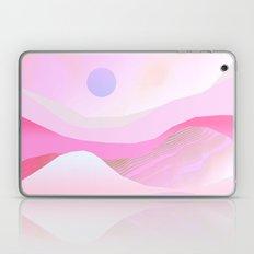 Pink Hills Laptop & iPad Skin