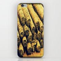 Cigars iPhone & iPod Skin