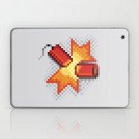 Pixel Boom Laptop & iPad Skin