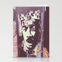 Coming to America Stationery Cards
