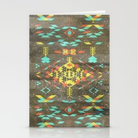 Native Aztec Stationery Cards