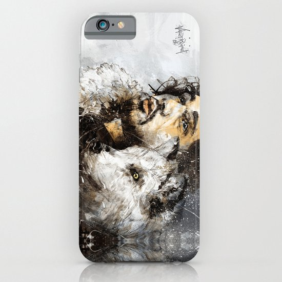 Beyond the Wall iPhone & iPod Case