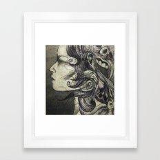 S H E  Framed Art Print