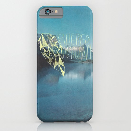 FILTERED NATURALLY iPhone & iPod Case