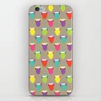 Say Ah! iPhone & iPod Skin