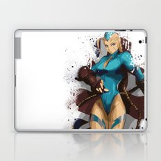 Cammy White Laptop & iPad Skin