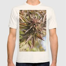 Sour Grape. Mens Fitted Tee Natural SMALL