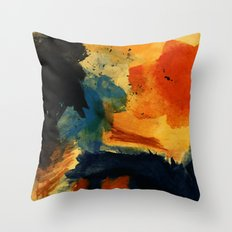 Best summer ever Throw Pillow