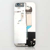iPhone & iPod Case featuring Forgive yourself and move on from your mistakes. by Nayoun Kim