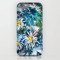 iPhone & iPod Case featuring Flowered Expression by Yulia Katkova