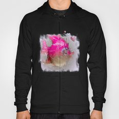 the pink fish Hoody
