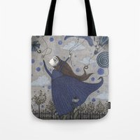 Violetta Dreaming Tote Bag