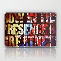 Greatness Laptop & iPad Skin