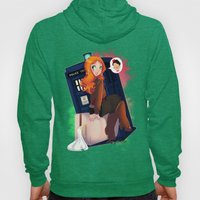 Doctor Who - Amy Pond Hoody