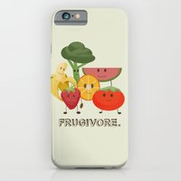 iPhone & iPod Case featuring Fruity by Natasha Ramon