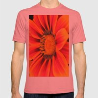 the crown Mens Fitted Tee Pomegranate SMALL