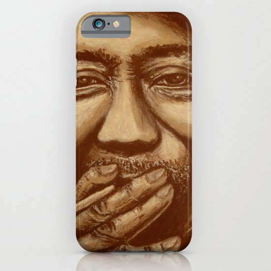 """mississippi man"" iPhone & iPod Case"
