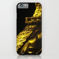 iPhone & iPod Case featuring Paris Lights by JoanaAFreire