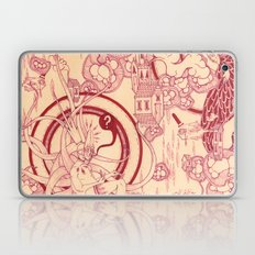 Linear Pink Confusion Laptop & iPad Skin