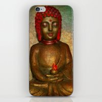 Little Buddha iPhone & iPod Skin