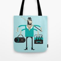 Back To Indie Business Tote Bag