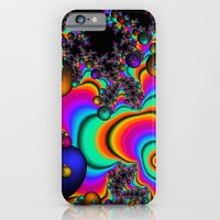 iPhone & iPod Case featuring Psychedelic Space by Christy Leigh