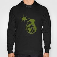 Earth Grenade Hoody