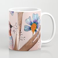 melodie in blush Mug