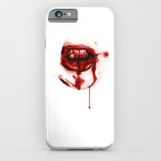 Bloody Mouth iPhone 6 Slim Case
