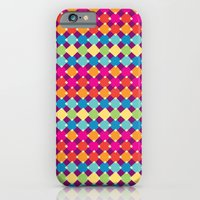 iPhone & iPod Case featuring candy diamonds by Jill Howarth