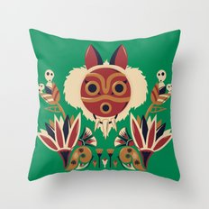 Mono Deco Throw Pillow