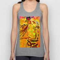 I See You In My Dreams A… Unisex Tank Top