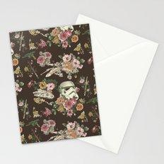 Botanic Wars Stationery Cards