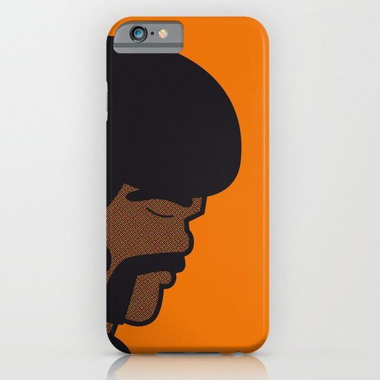 Pop Icon - Jules iPhone & iPod Case