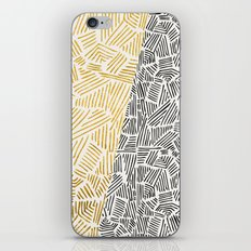 Inca Day & Night iPhone & iPod Skin