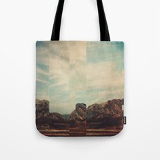 Fractions A15 Tote Bag