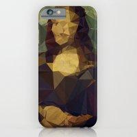 Creased Lisa iPhone 6 Slim Case
