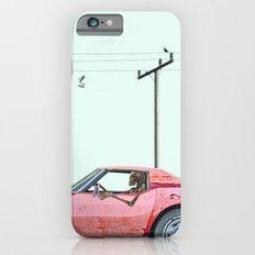 The last mile. iPhone 6 Slim Case