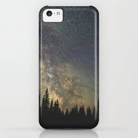 iPhone 5c Cases featuring Milky Way by Luke Gram