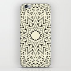 Mandala 6 iPhone & iPod Skin