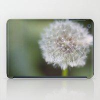 Dandelion Parachute Ball iPad Case