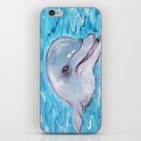 Dolphin 2 iPhone & iPod Skin